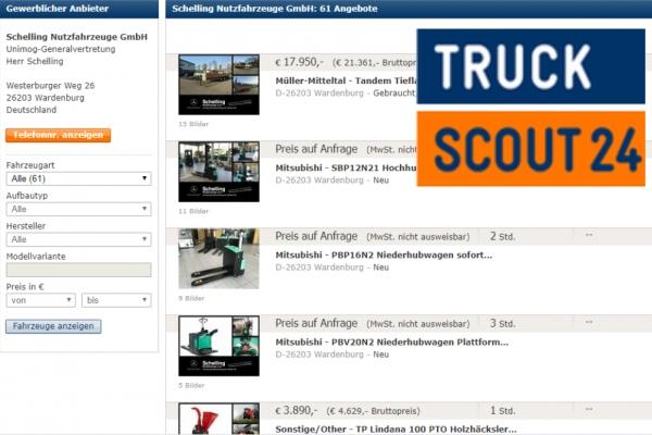 Gebraucht bei Truckscout24